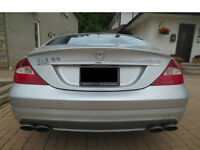 2006 Mercedes-Benz CLS-Class 5.5L AMG Sedan