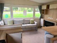 Brand new static caravan for sale including ALL fees/ABI Summerbreeze/Skegness/Mablethorpe/Ingoldmel
