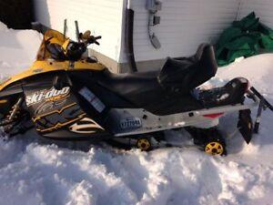 ski doo mxz 500ss adrénaline