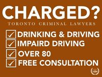 CRIMINAL LAWYERS - IMPAIRED DRINKING DRIVING, DUI 416 333 2929