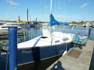 1976 25' Hunter Sail boat