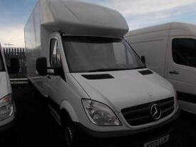 Mercedes-Benz Sprinter 3.5T Chassis Cab with Tail Lift DIESEL MANUAL (2013)