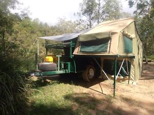 Swap offroad camper .4. Horse float Purga Ipswich City Preview
