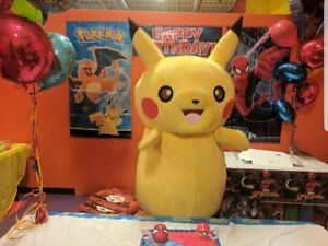 POKEMON Theme Birthday Party!! - Book Your Mascot Visits Today