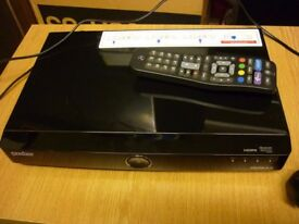HUMAX Youview DTR1000 500GB Freeview Recorder