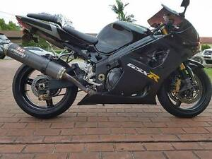 2003 GSXR 1000 LONG REGO - Needs to go! Fairfield Fairfield Area Preview