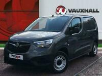 2020 Vauxhall Combo 1.5 Turbo D 2000 Edition Panel Van 4dr Diesel Manual L1 H1 E
