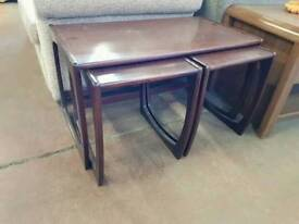 Set of tables in good condition