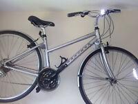 """Ridgeback Velocity Hybrid Bike 17"""" Frame"""