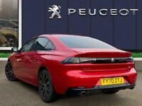 2020 Peugeot 508 1.6 Puretech Gt Line Fastback 5dr Petrol Eat s/s 180 Ps Auto Ha