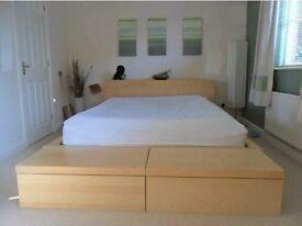 Ikea Malm Bed £100