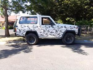 Nissan mq patrol Swb Gisborne Macedon Ranges Preview