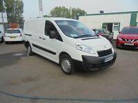 Peugeot Expert 1200 1.6 Hdi 90 L1H1 Van DIESEL MANUAL WHITE (2013)