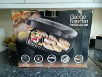 George Foreman fat reducing grill. 10 portion grill. Original price £69.99.