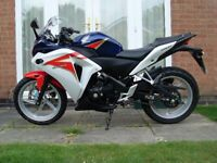 Honda CBR250 R ABS may px small cruiser or retro