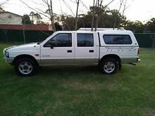 1995 Holden Rodeo Ute Yanderra Wollondilly Area Preview
