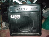 Laney Practise Bass Amp (30 Watt)