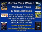 Outta This World Toys/Collectibles
