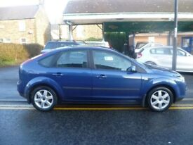 FORD FOCUS 1.8 SPORT, 2007, 1 OWNER FROM NEW, 50 MPG, NEW MOT, LOW MILEAGE, PART-EXCHANGE TAKEN