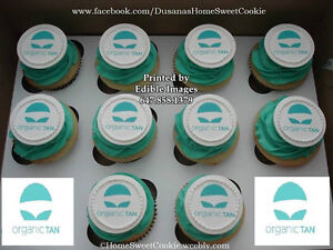 Edible photo for cake, cupcake, cookies or cake pops decoration! St. John's Newfoundland image 3