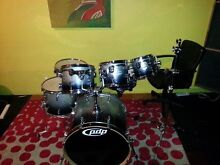2.5 year old, 7 piece PDP Concept Maple Kit made by DW Marrickville Marrickville Area Preview