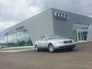 Audi B5 A4 Quattro AWD! Fully loaded! 2.8 5 Speed! 3000$