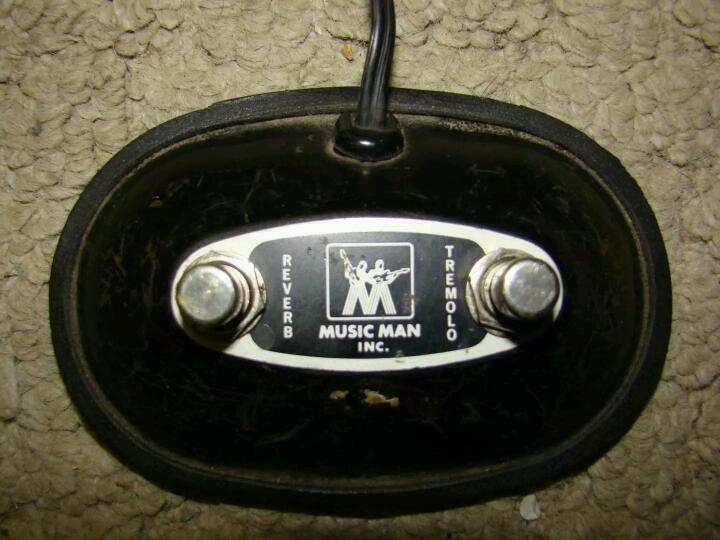 Musicman hd 130 Amp Head Musicman hd 130 Reverb Amp