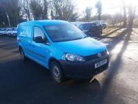 Volkswagen Caddy Maxi 1.6 Tdi 102Ps Van DIESEL MANUAL BLUE (2011)