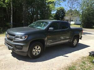 2015 Chevrolet Colorado WT Pickup Truck 28900 OBO
