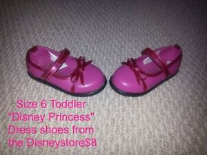 Girl's Sizes 6 , 6.5 , 12 , 1 and 2 Footwear for Sale!