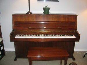 Baldwin apartment size piano