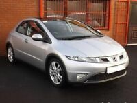 2010 Honda Civic 2.2 CDTI ES, Panoramic Glass Roof - FSH - Fresh 1 Years MOT - High Spec -Very Clean