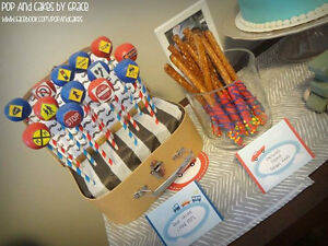 Edible photo for cake, cupcake, cookies or cake pops decoration! St. John's Newfoundland image 7