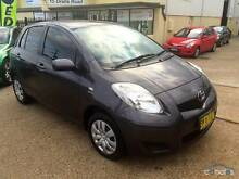 2011 Toyota Yaris Hatchback Port Macquarie 2444 Port Macquarie City Preview