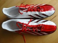 Mens Adidas F10 Messi astro turf football boots - size 12 EUR 47