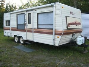 24 ft Terry Resort Travel Trailer for Sale
