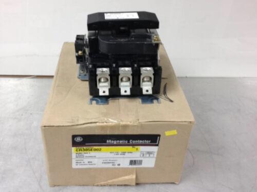 General Electric CR305E002 Non-Reversing Contactor