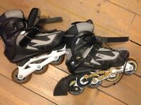 Inline skates, size 5