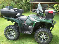 Yamaha Grizzly - Mint