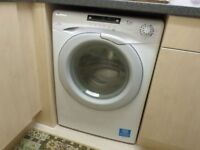 Candy washer dryer lightly used