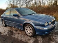 1 Lady Owner *50000 MILES*Jagaur X Type V6*Auto*12 MONTHS MOT*F.S.H*Full Leather**Immaculate!!