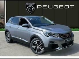 image for 2017 Peugeot 3008 1.6 Bluehdi Allure Suv 5dr Diesel s/s 120 Ps Estate DIESEL Man