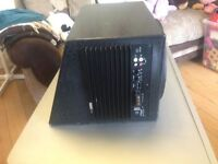 Vibe preamped sub great condition