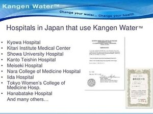 Enagic Kangen Water Ironizing System- London London Ontario image 6