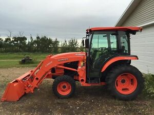 2013 kubota L4060 low hours