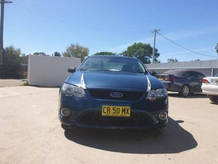 2009 Ford Falcon Xr6 4d Sedan Griffith Griffith Area Preview