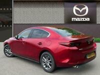 2019 Mazda Mazda3 2.0 Skyactiv X Mhev Sport Saloon 4dr Petrol Manual s/s 180 Ps