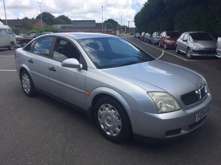 Vauxhall/Opel Vectra 1.8i 16v 2004MY LS