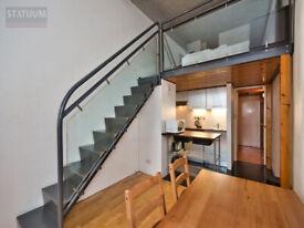 Mezzanine Studio 1 bed, 1 bath Apartment - Bow Quarter, E3