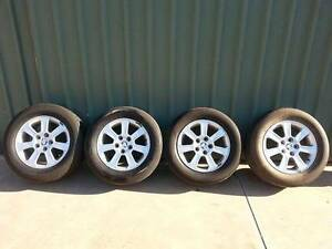 Holden VE omega 4 wheels, rims, tyres Maitland Yorke Peninsula Preview